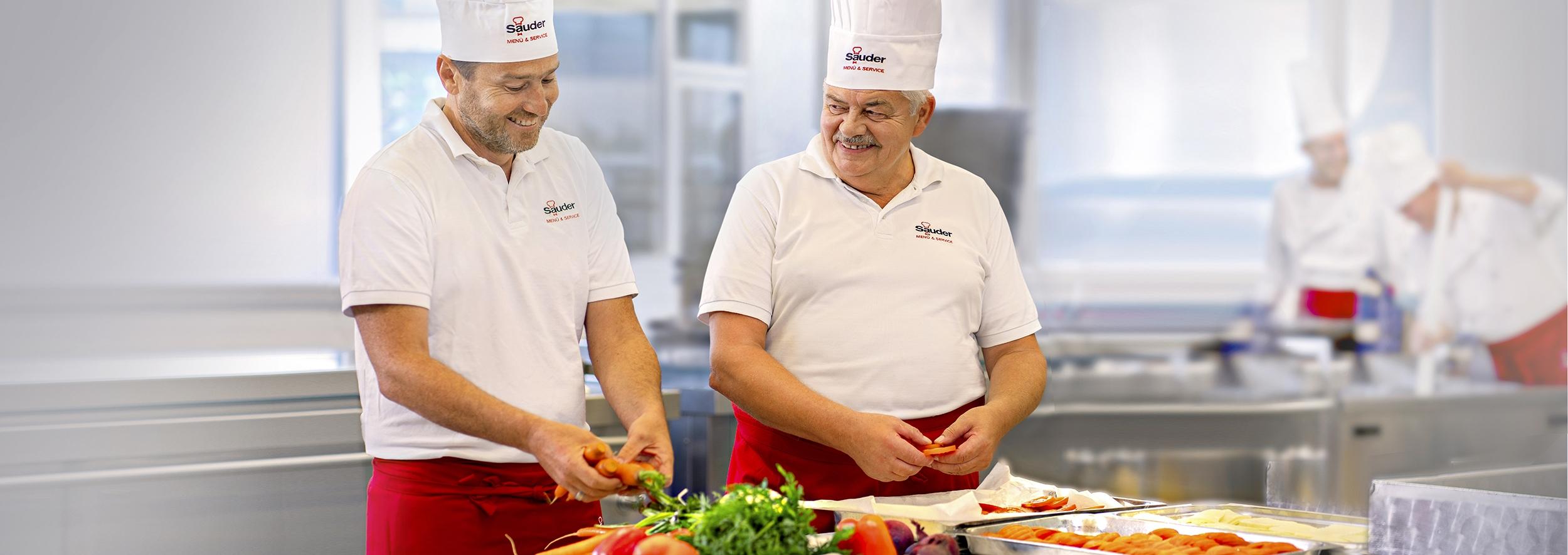 Unser Anspruch, Sauder GmbH